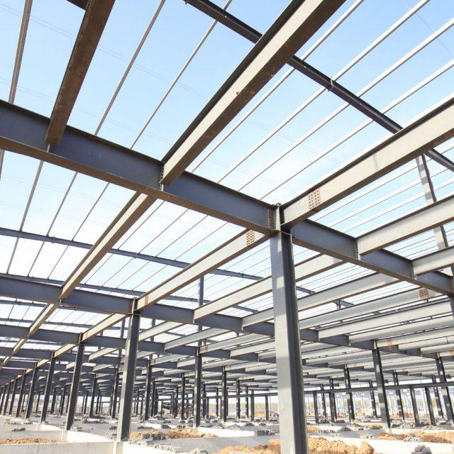 CONSTRUCCIÓN sustentable con ACERO