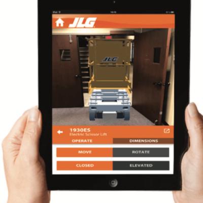JLG ofrece soluciones digitales DE VANGUARDIA PARA SU EQUIPO de acceso