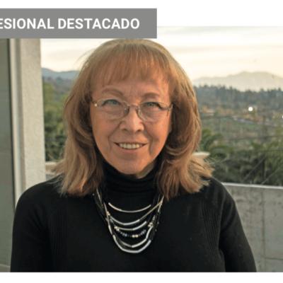 Margarita Cordaro Cárdenas Arquitecta, Jefa Departamento Construcción Sustentable Dirección de Arquitectura Ministerio de Obras Públicas