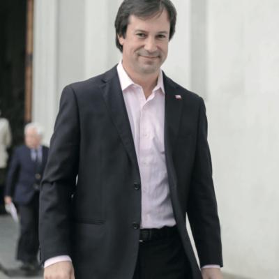 Lucas Palacios Covarrubias, Ministro de Economía, Fomento y Turismo