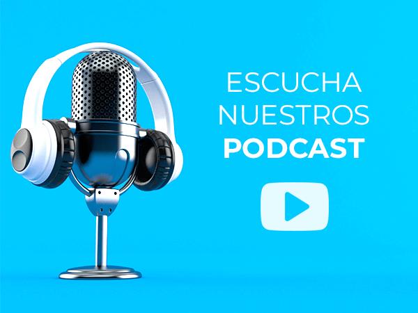 Escucha nuestros podcast