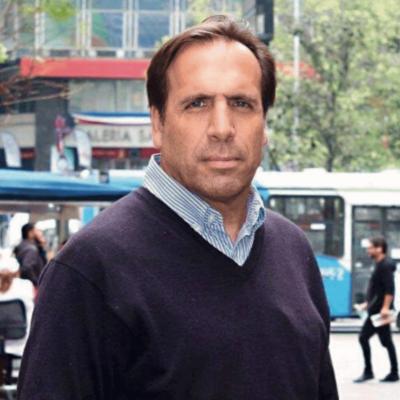 Fernando Marín, arquitecto, socio de MAO Arquitectos y tesorero del Colegio de Arquitectos de Chile