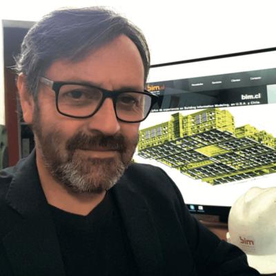 Fernando Palma, arquitecto, Preside el Comité de Arquitecturas para la Salud del Colegio de Arquitectos de Chile