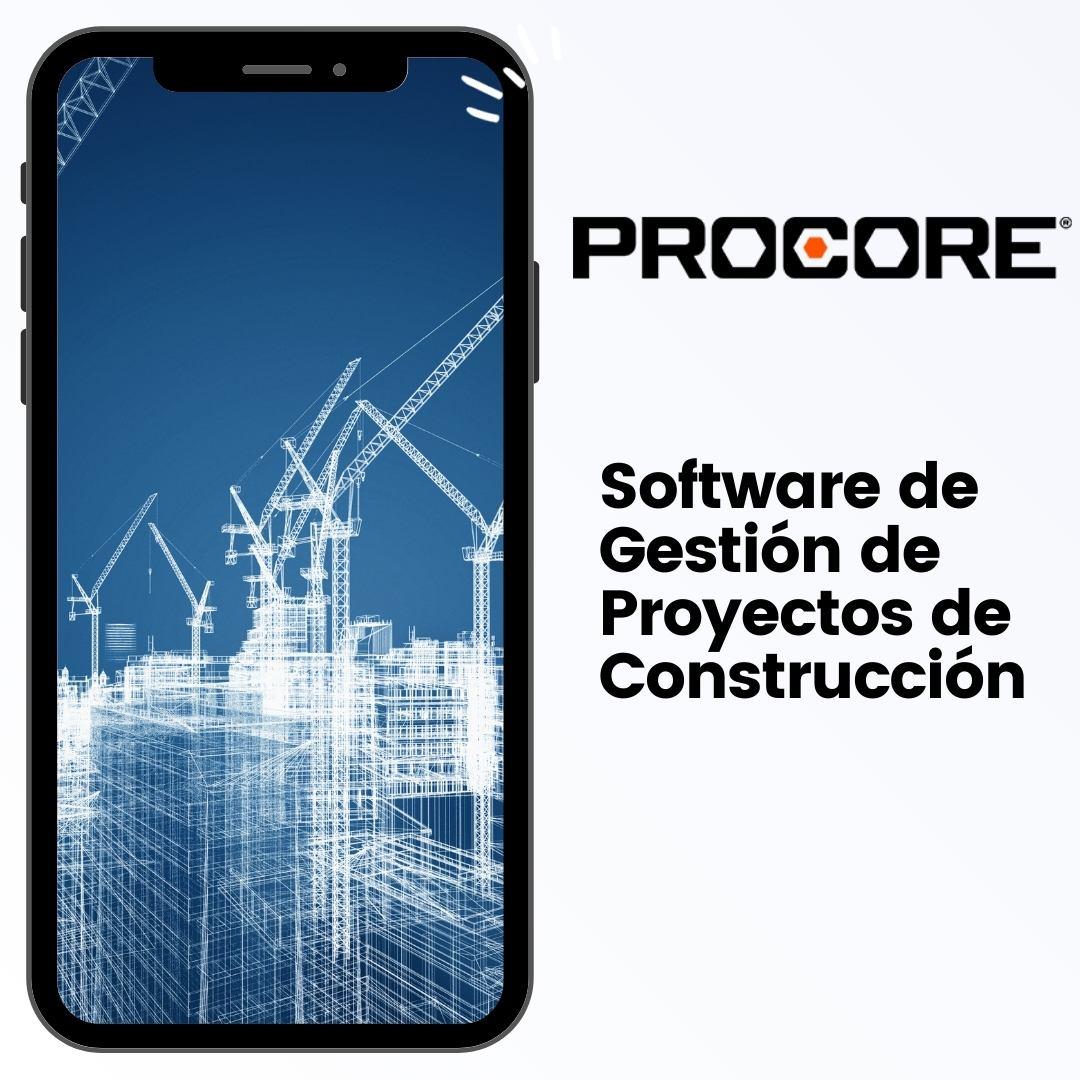 Software de Gestión de Proyectos de Construcción| Procore