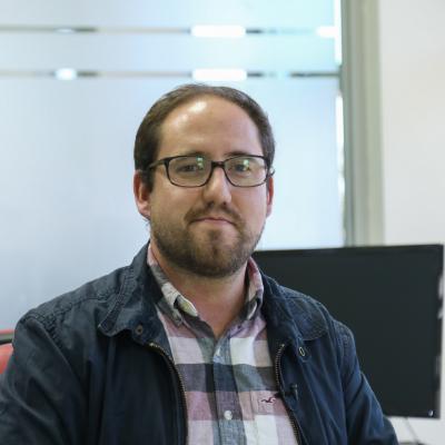 Jefe de Laboratorio PEP Lab CIPYCS de la Universidad del Bío-Bío.