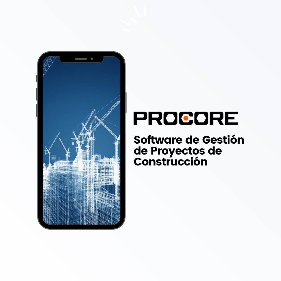 Software de Gestión de Proyectos de Construcción  Procore
