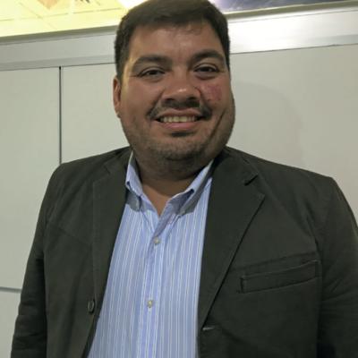 Phillipo Correa, vicepresidente de la Asociación de Ingenieros Civiles Estructurales (AICE)