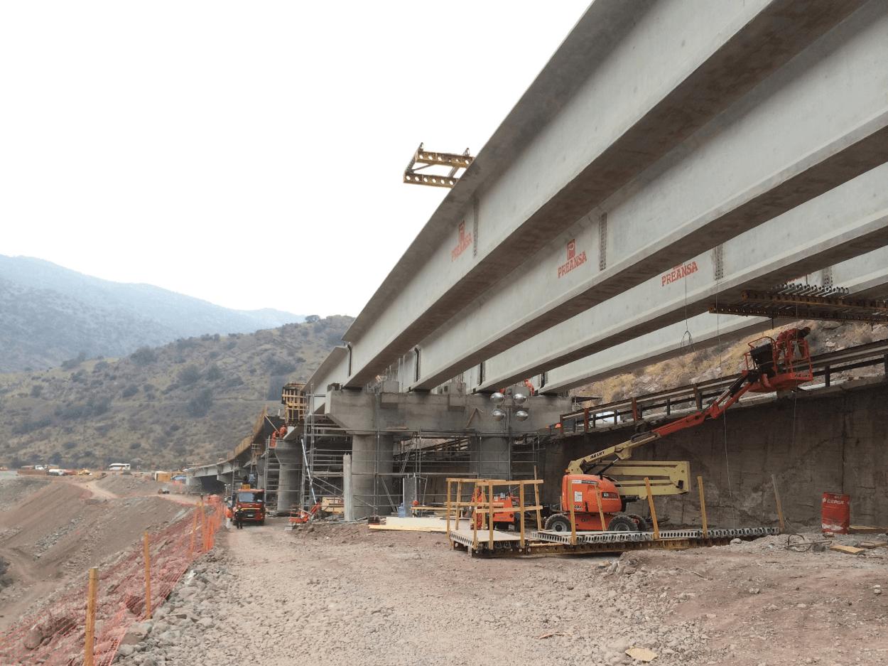 Vigas Pretensadas para Puentes - Preansa