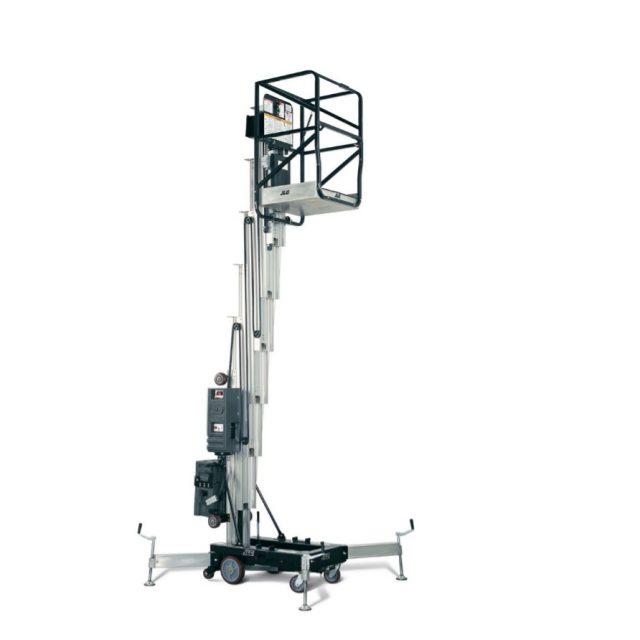 Elevador de mástil vertical conducible 20MVL   JLG