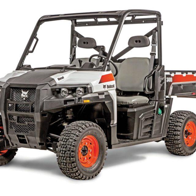 Vehículo Utilitario 3400  / Doosan