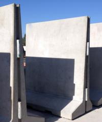 Camellón prefabricado de hormigón – Ecomundo Prefabricados