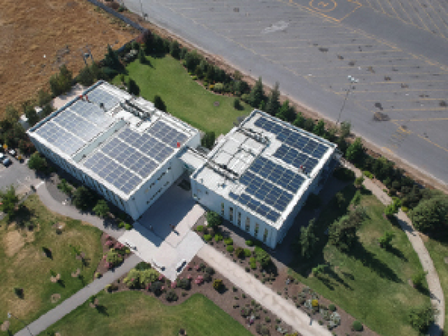 Paneles solares / Cintac