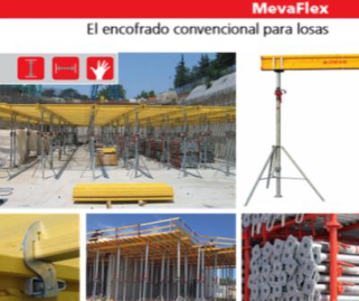 Sistema de Moldaje de Losa Mevaflex / GFS