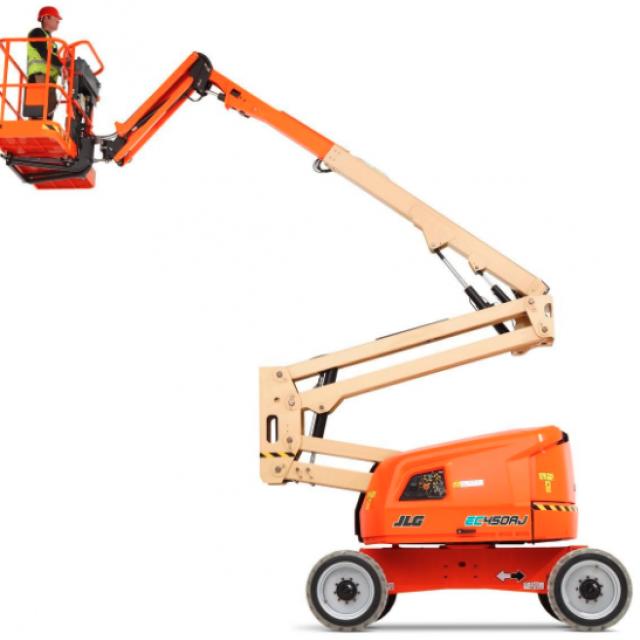Elevadores de pluma articulada – 450AJ – JLG