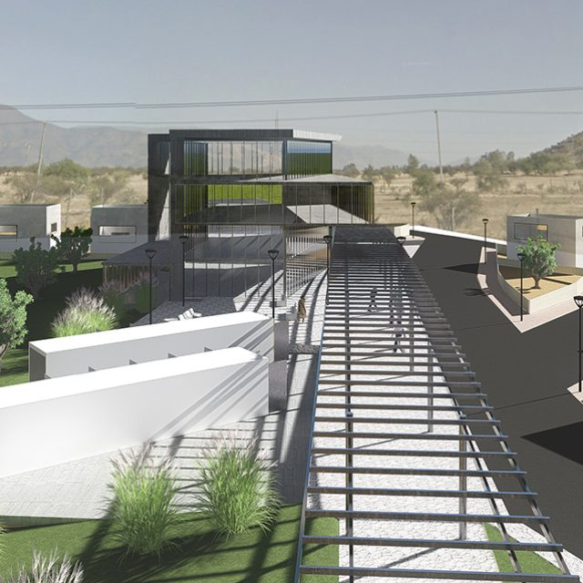 Parque de Innovación en Laguna Carén