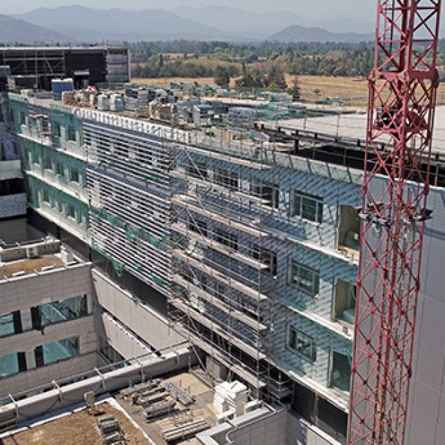 VAMOS HACIA UNA construcción estandarizada DE LOS HOSPITALES