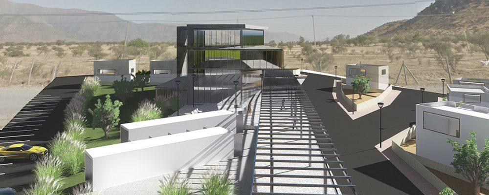 """Parque de Innovación en Laguna Carén """"VAMOS A POTENCIAR EL DESARROLLO DE LA INNOVACIÓN EN LA CONSTRUCCIÓN"""""""
