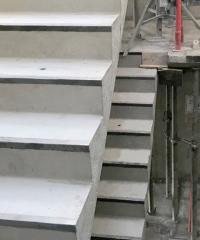 Escaleras prefabricadas de hormigón  – Ecomundo Prefabricados