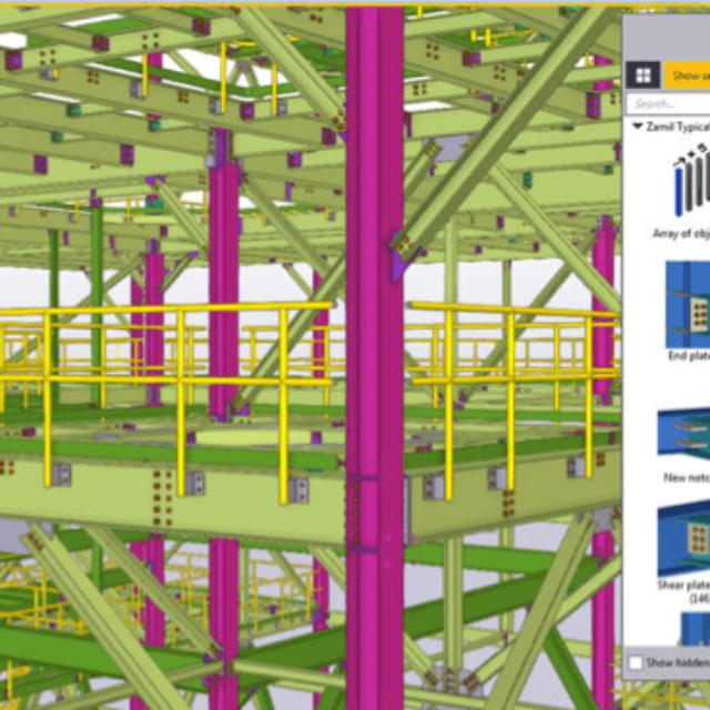 TEKLA Structures ® | Construsoft