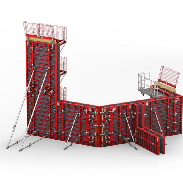 Encofrado modular MAXIMO – PERI
