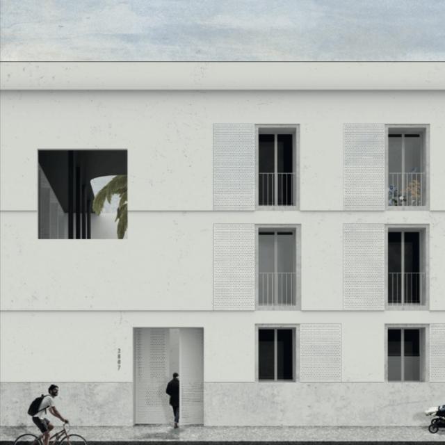 LORETO LYON ARQUITECTA RE INVENTADO la vivienda social