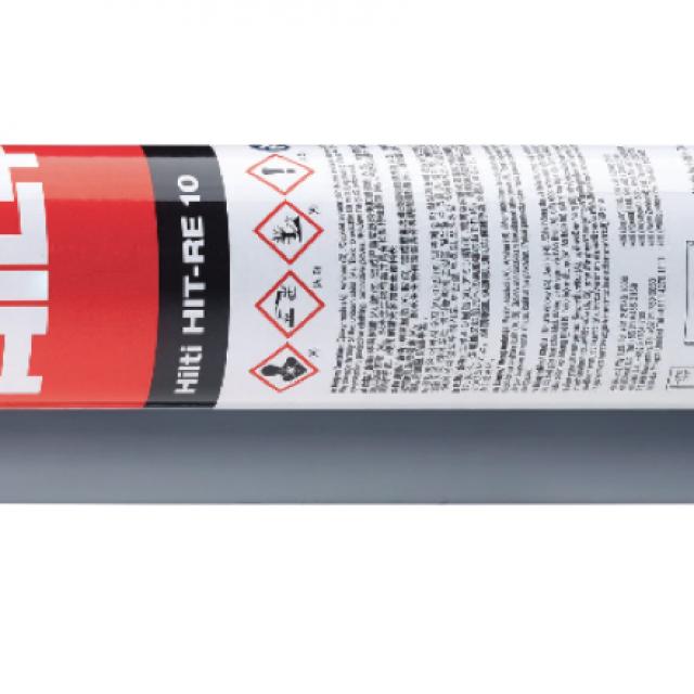 RE-10 anclaje químico – Hilti