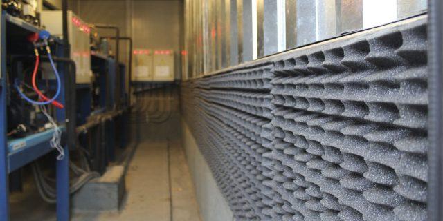 Sonoflex: Soluciones acústicas en Infraestructura Hospitalaria