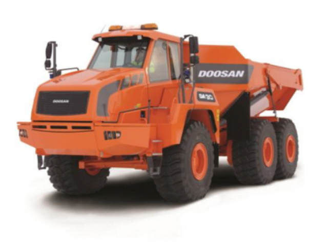 Camión articulado DA30 / Doosan
