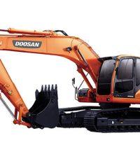 Excavadora sobre orugas DX225LCA  / Doosan